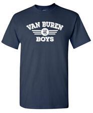 Van Buren Boys T-SHIRT - S to 6XL - Seinfeld Kramer Contanza Funny