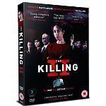 KILLING (Forbrydelsen) NEW PAL Region 2 DANISH DENMARK TV season 2 Sofie Grabol