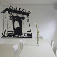 Sticker Mural Ville Monument Arc de Triomphe Paris