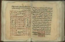 17 TITLES DIGITAL ARABIC MANUSCRIPT ILLUSTRATED OCCULT NUMEROLOGY MAGIC