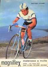 GAETANO JULIANO Cyclisme MAGNIFLEX 74 ciclismo Cycling Team ciclista bicicleta