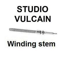 110, 112, 590 Studio Vulcain winding stem