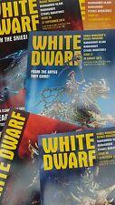 WHITE DWARF MAGAZINE settimanale WARHAMMER-arretrati - # 22 (2014) a 73 (2015)