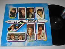 LP/20 Spitzenschlager 2 Folge /WORRIED MEN SKIFFLE GROUP/HEINRICH WALCHER/AMBROS