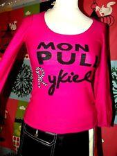 "SONIA RYKIEL POUR H&M PULL ""MON PULL "" STRASS CABOCHONS TXS OU 36"