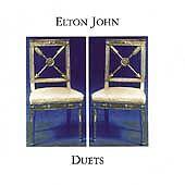 Duets by Elton John (CD, Nov-1993, MCA)