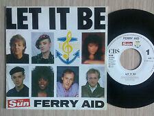 """FERRY AID (MC CARTNEY, BOY GEORGE, BONNIE TYLER, KNOPFLER) - 45 GIRI 7"""" HOLLAND"""