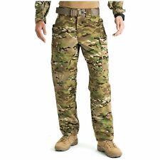 5.11 Tactical Men's TDU Pants Multicamo Military, Style 74350, Waist S-3XL