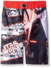 Star Wars PICCOLO RAGAZZI stampa personaggio Pantaloncini da nuoto taglia 4