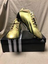 NEW Adidas Adizero 5-Star Mid Cleat Men's Football Gold G47047