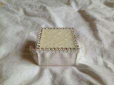 Diamante Trinket Box - gorgeous - boxed