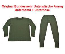 Original BW Bundeswehr KSK Unterwäsche, Unterhemd, Unterhose, Anzug