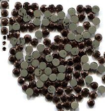 Rhinestones 2mm 6ss COPPER HEMATITE  Hot Fix 144 Pc 1 gross