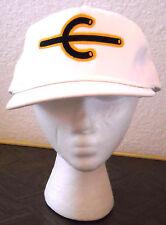 E baseball hat trident logo cap business tube company