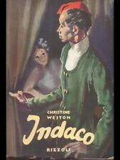 INDACO  CHRISTINE WESTON RIZZOLI 1948