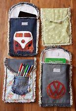 Tablet Case, Kindle caso, hecho a mano Tablet Sleeve, Libro Protector, Libro Amigo VW