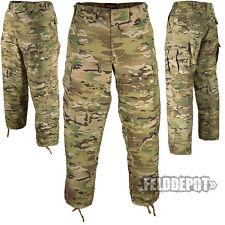 Pantaloni di campo dell'esercito di Tru-spec US BDU pantaloni Crye Precision MultiCam Camo
