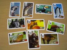 REWE Sticker WWF Tierbilder 30 und mehr aus 122 Aussuchen