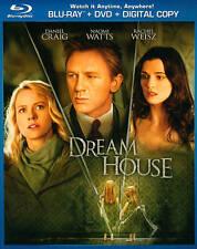 Dream House Blu-ray/DVD 2-Disc Set No Digital Copy DANIEL CRAIG RACHEL WEISZ!!!!