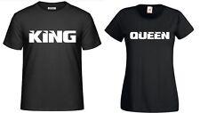 Partner T-Shirts - King / Queen......