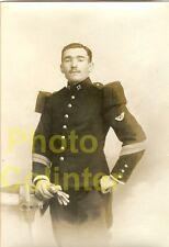 17eme Rgt d'Infanterie - Photo - Portrait  Sergent de Carriére - 1914 - Pioupiou