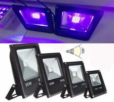 10/20/30/50W UV black-light 365/385/395/415nm Led Outdoor FloodLight Lamp DC 12V
