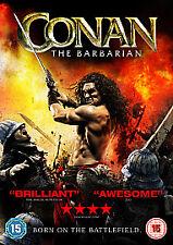 1 of 1 - Conan the Barbarian DVD (2011) Jason Momoa New Sealed