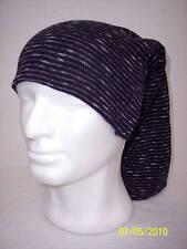 Cappello Tubolare Righine BLU-PANNA 100%Cot Soft Fiamm