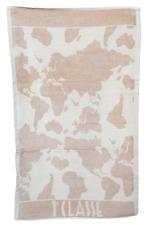 Sheet Bathroom Sponge Towel Shower 100x150 Alviero Martini Prima Classe Atlas