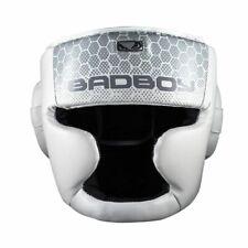 Bad Boy Legacy 2.0 White Head Guard, Sparring Boxing Head Gear,Muay Thai,Mma,Ufc