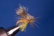 Fliegentom mouche sèche 3 pièces - Mercer's Missing Link orange
