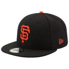 NEW Era 59 Fifty Cap-Authentic San Francisco Giants Nero