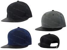Mens Ladies Baseball Cap With Faux Leather Peak Hip-Hop Dance Rap Adjustable Hat