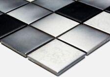 Keramikmosaik Fliese grau rutschemmend Boden Dusche Art: 16-2211-R10_b | 1 Matte