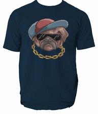 Pug Life T Shirt Funny Dog Top Men Unisex Swag Cute 8 colours S-3XL