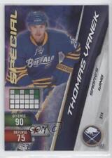 2010-11 Panini Adrenalyn XL Special #S14 Thomas Vanek Buffalo Sabres Hockey Card