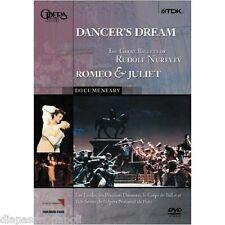 Prokofiev: Romeo And Juliet / Dancer's Dream - Great Ballets Of Nureyev- Dvd