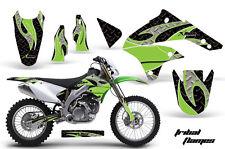 AMR RACING MOTOCROSS COMPLETE GRAPHIC DECO WRAP KIT KAWASAKI KLX 450 08-12 TMGK
