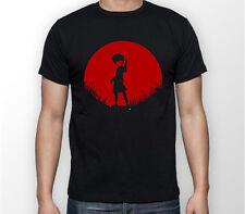 Killua Red Moon Hunter X Hunter HXH Anime Unisex Tshirt T-Shirt Tee ALL SIZES