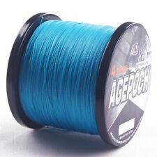 Blue 100M 300M 500M 1000M 100% PE Dyneema Dorisea Braided Fishing Line Kite Line