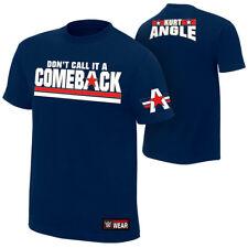 "WWE Kurt Angle ""resurgimiento"" authentic t-shirt * nuevo * Official Shirt"