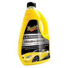 Shampoo per uto moto Classic - Ultimate Wash & Wax 1420ml MEGUIARS