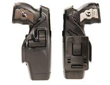 BlackHawk Molded Serpa Black Auto Lock Level 2 Taser X-26 Duty Holster