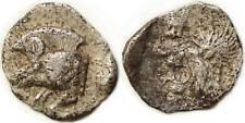 Mysia, Kyzikos - MYSIE, Cyzique (480-450 av J.-C.) Hémiobole
