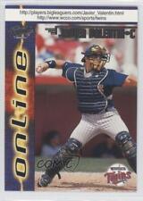 1998 Pacific Online #440 Javier Valentin Minnesota Twins Baseball Card