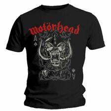 """Motorhead """"carte à jouer"""" t-shirt-nouveau & officiel!"""