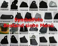 Stopper Nr. 1-42, Rollerblade K2 mojo Salomon Nike Sure Grip Ultra Wheel Oxygen