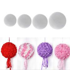 Polystyrene Styrofoam Party Decoration White Craft Balls Foam Mould