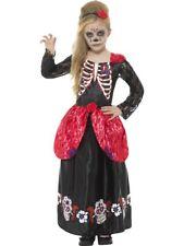 SMI - Kinder Kostüm Day of the Dead Skelett Halloween