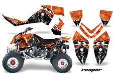 AMR RACING STICKER QUAD ATV GRAPHIC DECALS KIT POLARIS OUTLAW 450/525 06-08